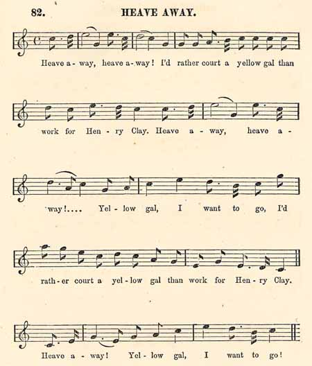 slave songs This particularly so when attempting to understand the relationships between the white slave owners and the african slaves, especially so in that the.