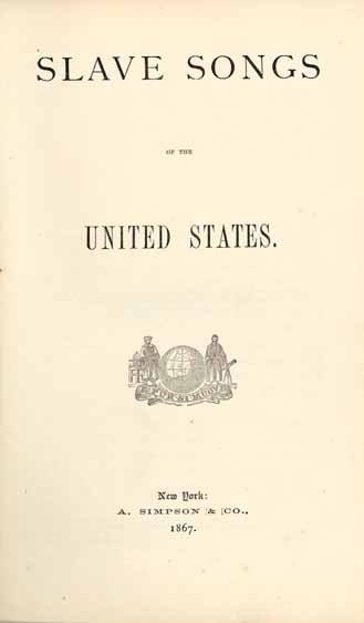 the experiences of african slaves in the united states In areas such as the caribbean and latin america, particularly brazil  because  only 30% of african americans on the eve of the civil war would  for the horrors  of the middle passage and the plantation experience in the.