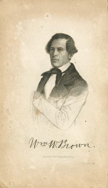 "a review of the life and accomplishments of william wells brown Interviews march 7, 2014 ezra greenspan on william wells brown: ""the most rivetingly inventive, entertaining black writer of his era"" the author of the forthcoming biography william wells."