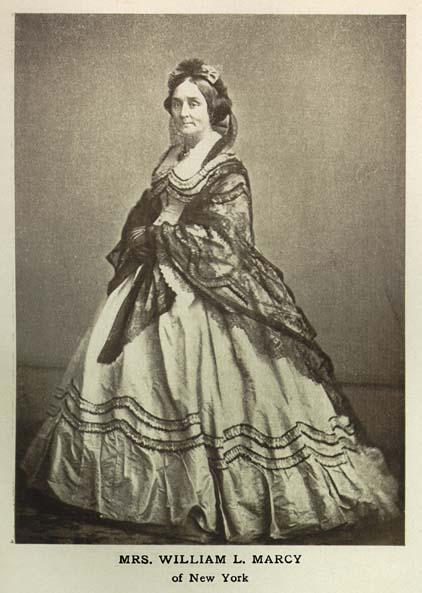Virginia Clay Clopton 1825 1915 A Belle Of The Fifties