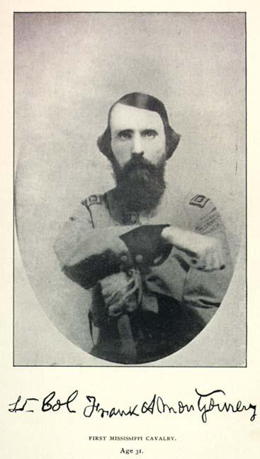 colonel montgomery civil war