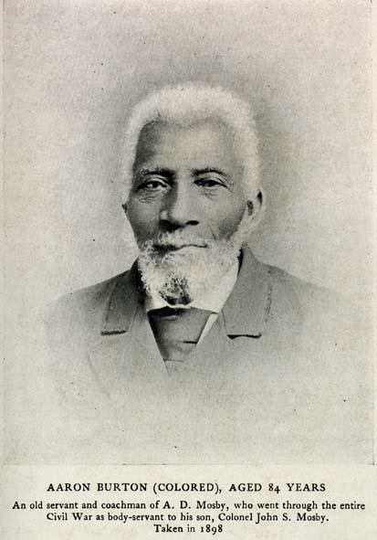 "John Singleton Mosby, 1833-1916. ""The Memoirs of Colonel ..."