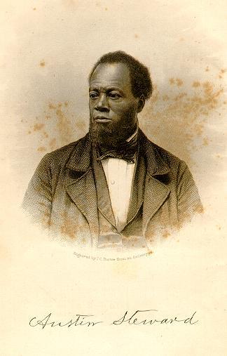 Austin Steward Twenty Two Years A Slave Andforty Years A