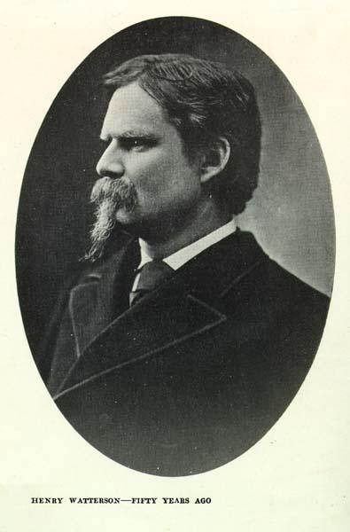 Henry Watterson, 1840-1921