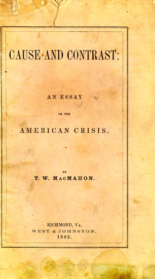 Slavery In America Essay Thesis