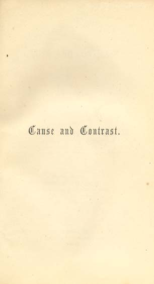 a376217d2a981 Cause and contrast : an essay on theAmerican crisis, by T. W. MacMahon
