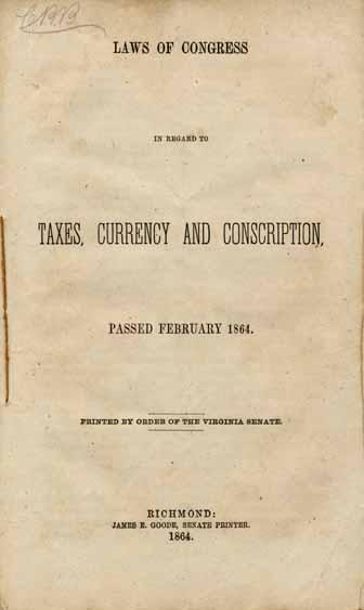 confederate conscription