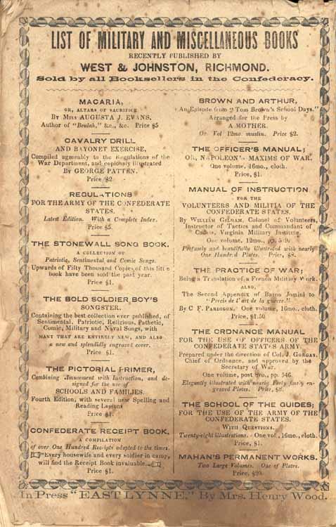 Dinah Maria Mulock Craik, 1826-1887. Mistress and Maid. A Household Story.