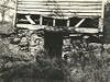 Brinegan cabin East elevation - storehouse