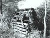 Shufford Log Spring House - Bldg. #594