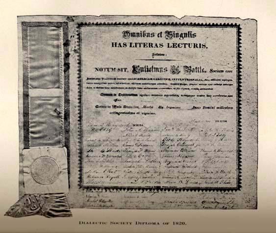 Kemp P Battle Kemp Plummer 1831 1919 History Of The University