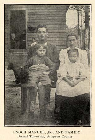 George Edwin Butler, 1868-1941  The Croatan Indians of