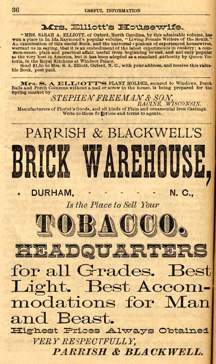 J b hunter useful information concerning yellow tobacco and return to menu page for useful information concerning yellow tobacco by j b hunter sciox Image collections
