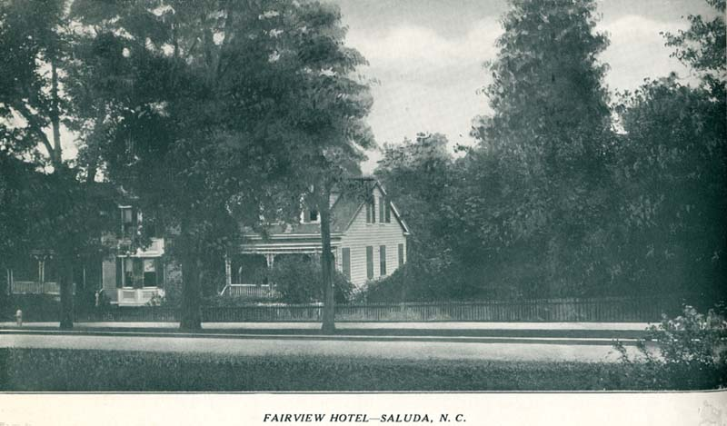 entracing hickory home and garden hickory north carolina. FAIRVIEW HOTEL SALUDA  N C Southern Railway U S Passenger Traffic Dept Autumn and