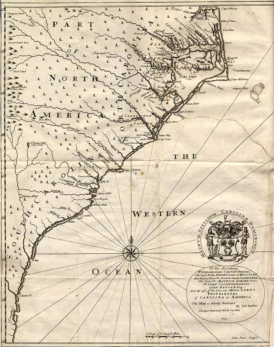Worksheet. John Lawson 16741711 A New Voyage to Carolina Containing the