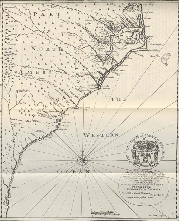 O M Orlando M Mcpherson Indians Of North Carolina Letter From