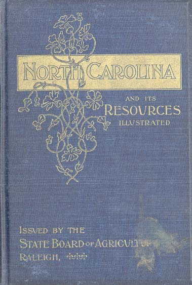 NC Columbus County North Carolina history RP compiled from 2 sources Whiteville Książki antykwaryczne