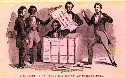 Resurrection of Henry Box Brown - North American Slave Narratives