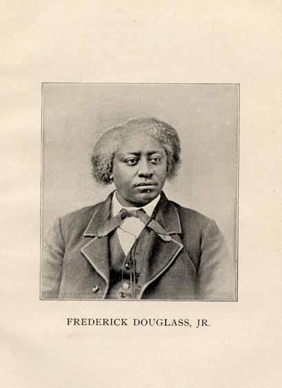 Frederick douglass rosetta douglass