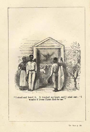 Josiah Henson, 1789-1883, Harriet Beecher Stowe, 1811-1896