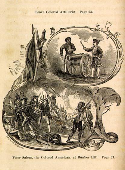 William Cooper Nell The Colored Patriots Of The American