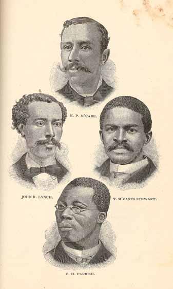 fd65f5180 Rev. William J. Simmons, 1849-1890. Men of Mark: Eminent ...