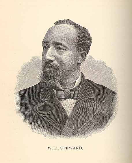 Rev William J Simmons 1849 1890 Men Of Mark Eminent