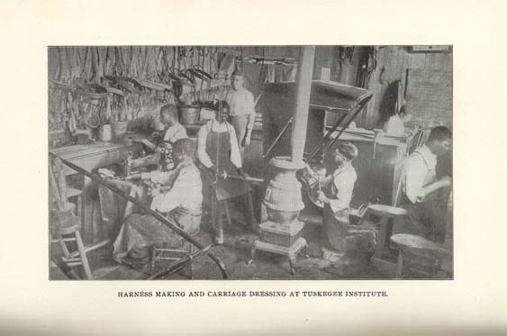 tuskegee machine