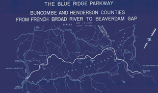 Section 2-S, French Broad River to Beaverdam Gap