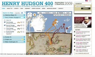 Henry Hudson 400 screenshot