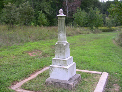 James Stuart Monument