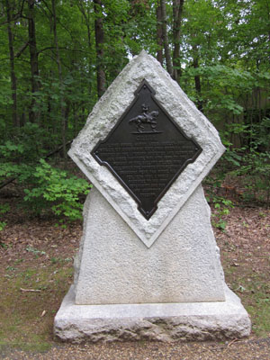 James Gillis Monument, Photo by Adam Domby