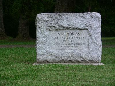 George Reynolds Monument