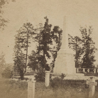 Confederate Monument, Oakwood Cemetery, Raleigh