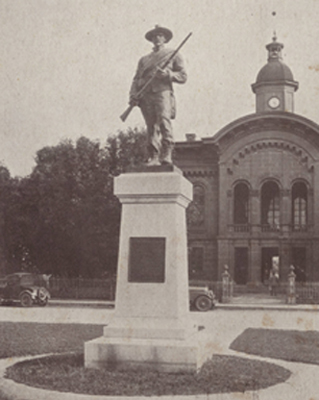Confederate Monument, Yanceyville