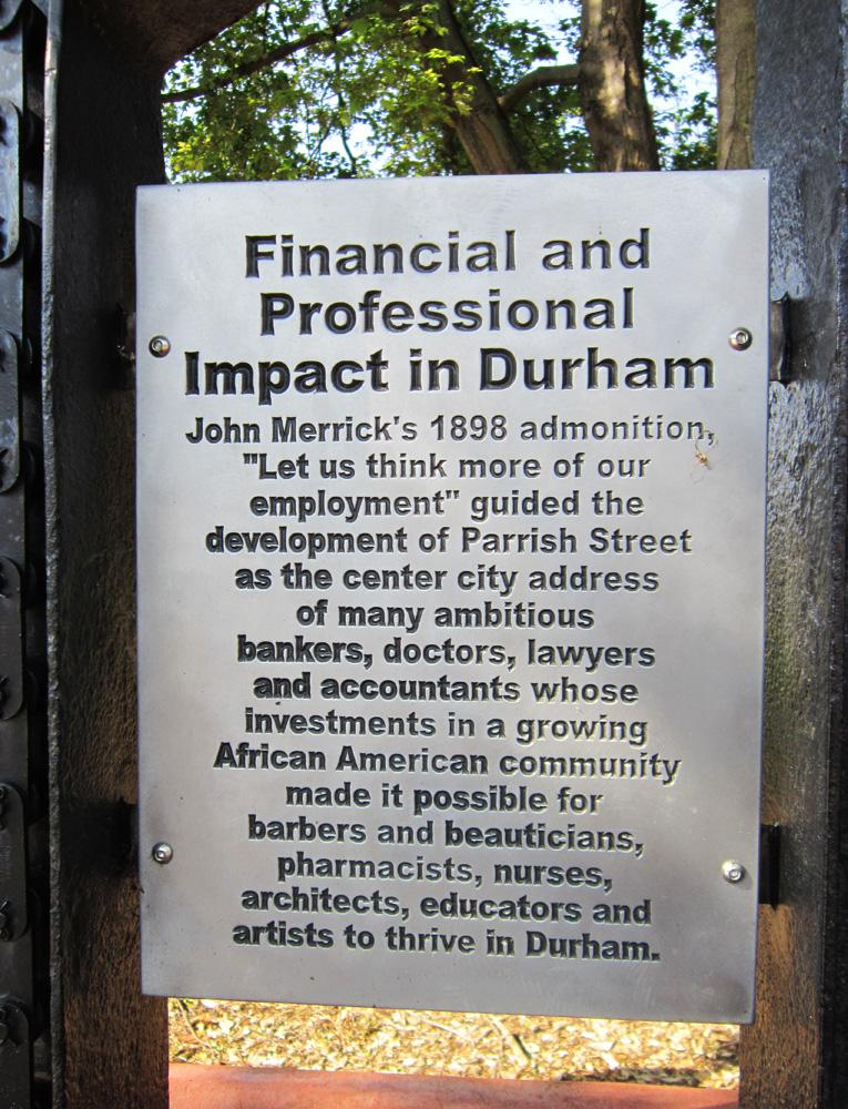 Commemorative Landscapes Of North Carolina Financial And