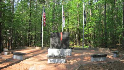 Vietnam Veterans Living Memorial, photo by Donald Burgess Tilley Jr.