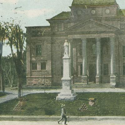Iredell County Confederate Memorial, Statesville