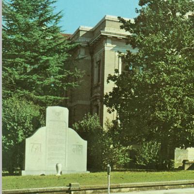 Anson County Confederate Women Monument