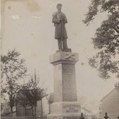 Bertie County Confederate Monument, Windsor