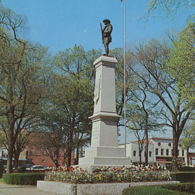 Cleveland County Confederate Monument, Shelby