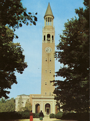 Morehead-Patterson Bell Tower, UNC
