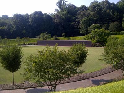 North Carolina Vietnam Veterans' Memorial, Lexington. Photo courtesy of Adam Domby.