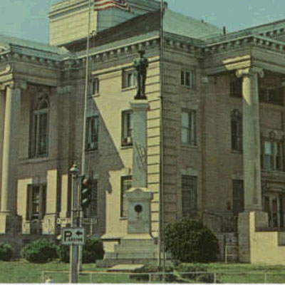 Pitt County Courthouse, Greenville