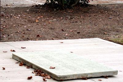 army memorial plaque inscription | just b.CAUSE