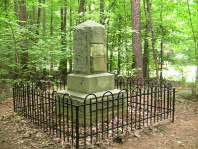 James Tate Monument
