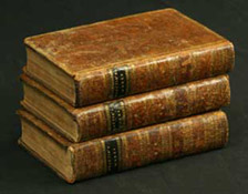 Volumes 2-4 of