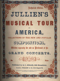 """Jullien's Musical Tour in America: