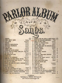 Parlor Album