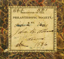 Philanthropic